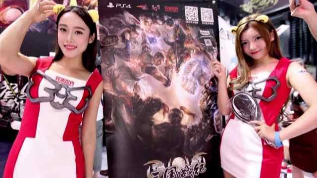 CJ开幕,游戏市场上半年销售过千亿