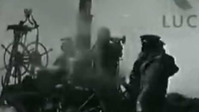 1929年的消防队啥样?这有珍贵影像
