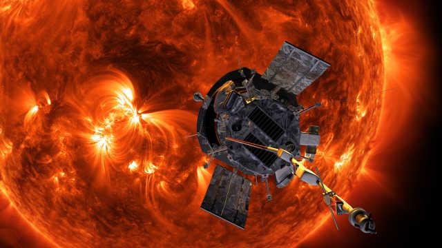 NASA放探测器帮人类首次