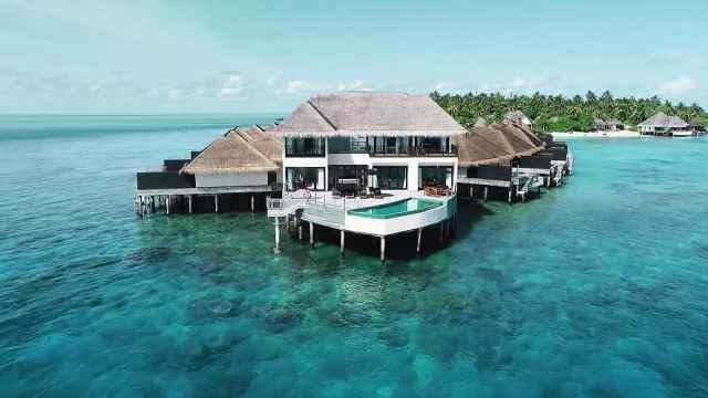 8月最佳旅行圣地,马尔代夫走起!
