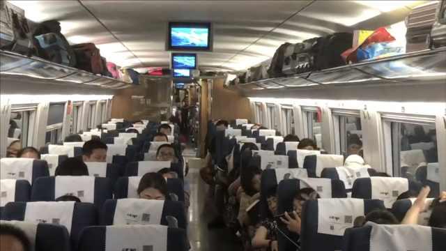 因设备故障,青岛到多地列车停运