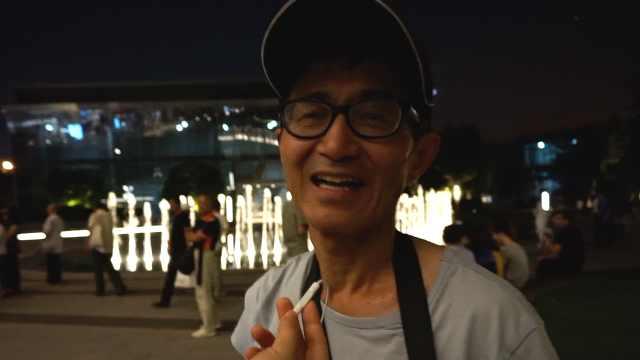 大爷坚持跳舞48年:20岁开始跳芭蕾