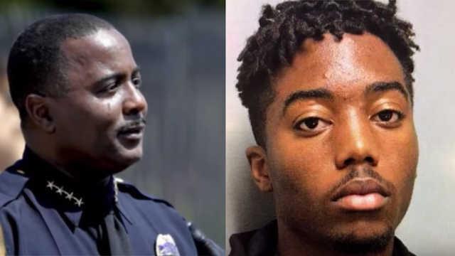 青年殴打老人,竟是警察局局长儿子