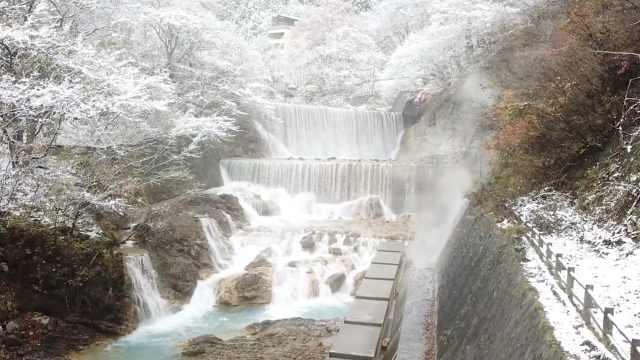 日本旅游推荐:体验下传统温泉旅店