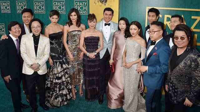 创造历史!全亚裔电影美国票房榜首