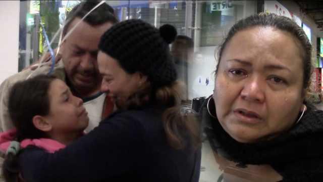 秘鲁收紧边境,委内瑞拉难民洒泪