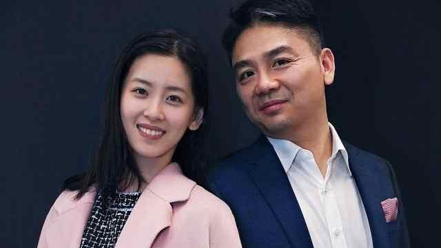 章泽天:认识刘强东是另一段精彩