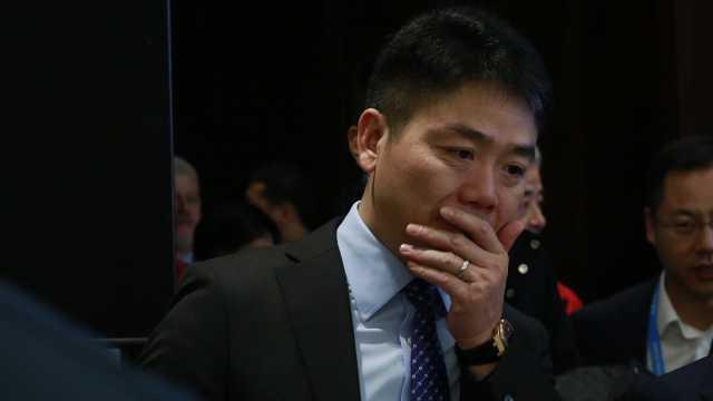 京东股价大跌,市场担忧无二号人物