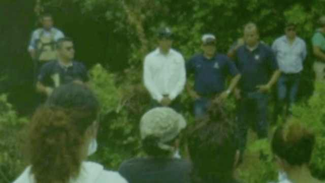 墨西哥现166具遗骸,或为毒贩抛尸地