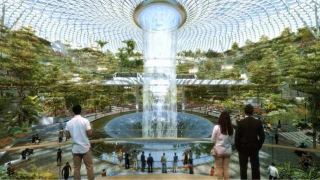 新加坡樟宜机场有什么特别之处?