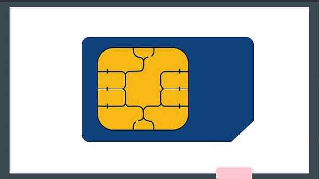 为什么SIM卡上都有一个缺角?