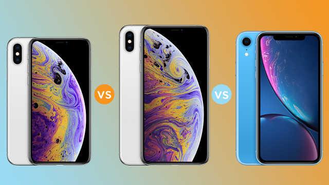 三款新iPhone到底买哪个?