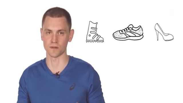 跑步第一步:选双合适的跑鞋很重要