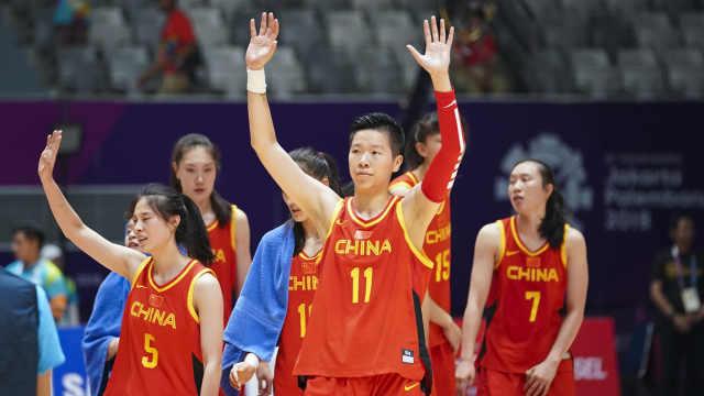 7年终迈过日本!女篮重回亚洲霸主