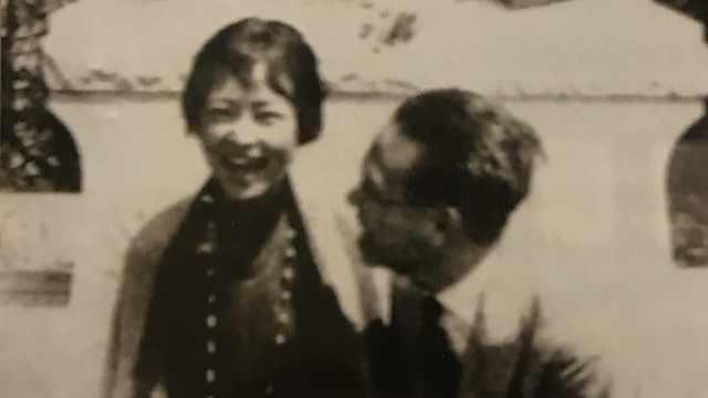 稀见档案记录梁思成林徽因留学时光