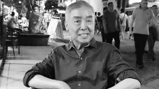 相声艺术家师胜杰去世,享年66岁