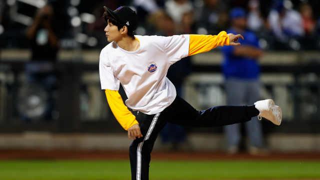 比肩美国总统,王源凭啥为MLB开球
