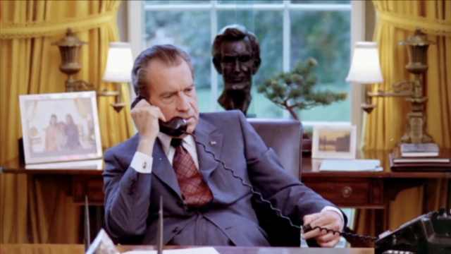 水门事件如何让尼克松黯然下台?