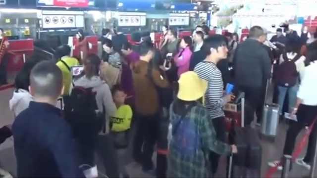 日媒报道国庆节出游:日本人气最高