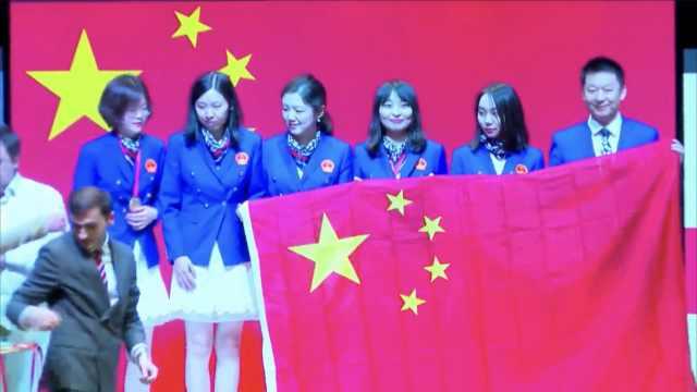 首次!中国包揽国象奥赛男女冠军