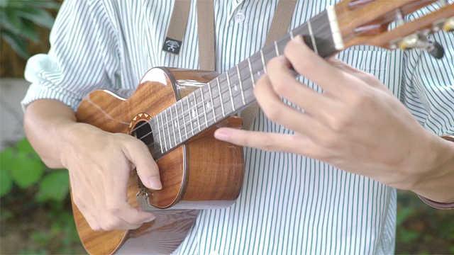《剪刀刺客》尤克里里ukulele指弹