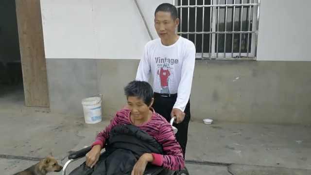她为儿女放弃治癌,夫悉心照顾10年
