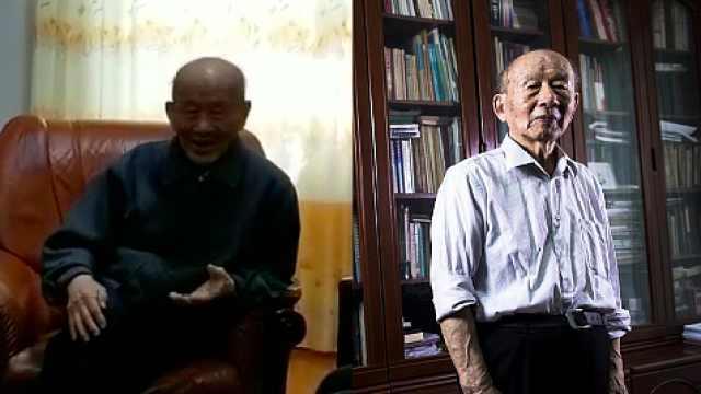 93岁院士1件衬衣穿30年,却捐600万