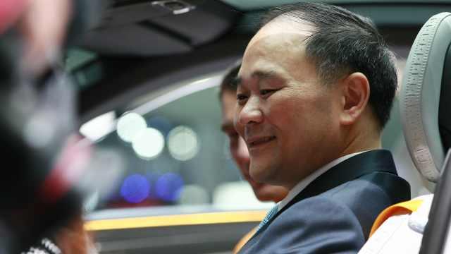 李书福:每年进口122万辆中高端车型