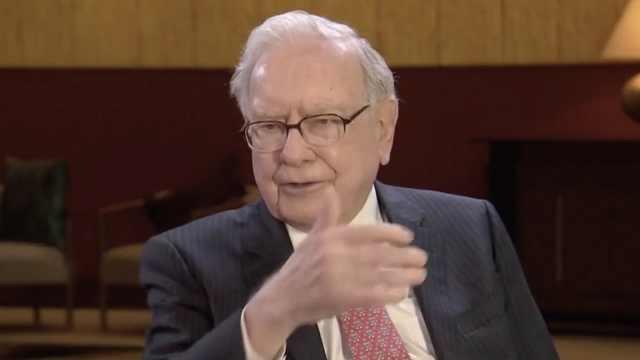 巴菲特:为什么利率对投资如此重要