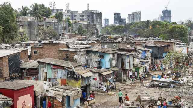 印度最大的贫民窟,百万人生活在这