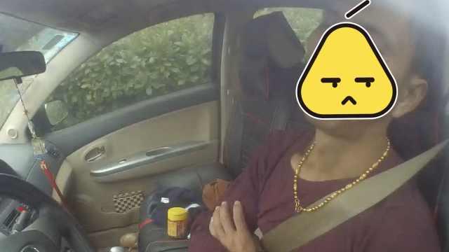 他高速停车酣睡,遇查驾驶证竟过期