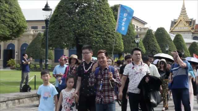 中国游客锐减,泰国拟推免签政策