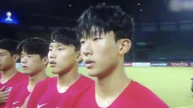 惊天大乌龙!韩国比赛前奏朝鲜国歌