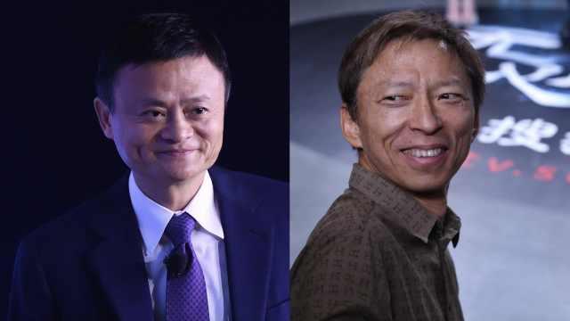同龄54岁,马云和张朝阳的交错人生