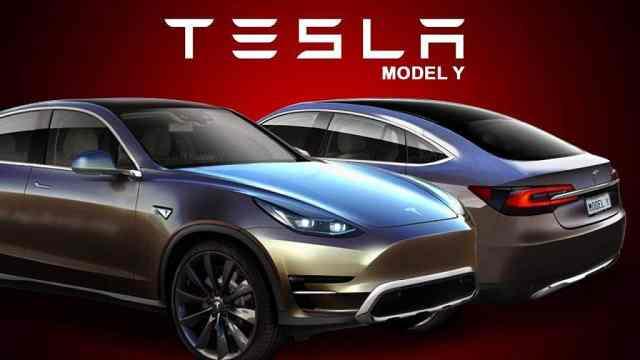 特斯拉国产车型曝光,竟也是鸥翼门
