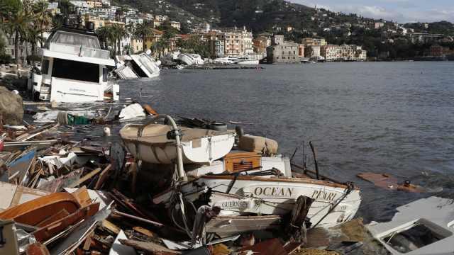 威尼斯被淹,华人老板称生意没法做