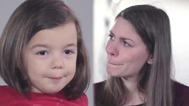 催泪:第一次做母亲你对自己满意吗