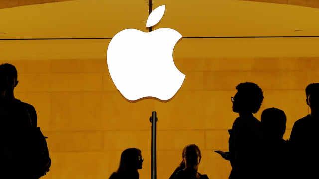 苹果CEO库克:中国市场非常喜人