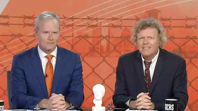 澳主播在节目中发表辱华言论被解雇