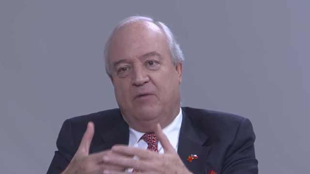 时任智利大使:如何成为一名外交官