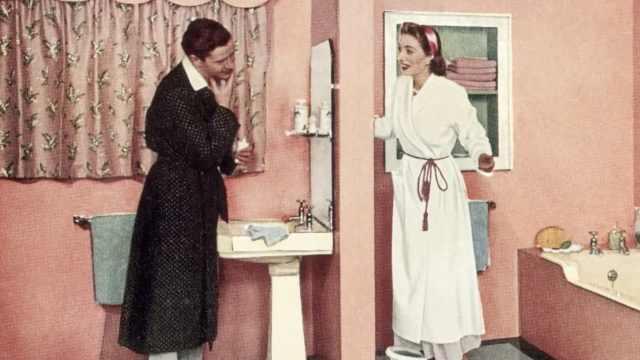 幸福婚姻的秘诀:让丈夫多分担家务