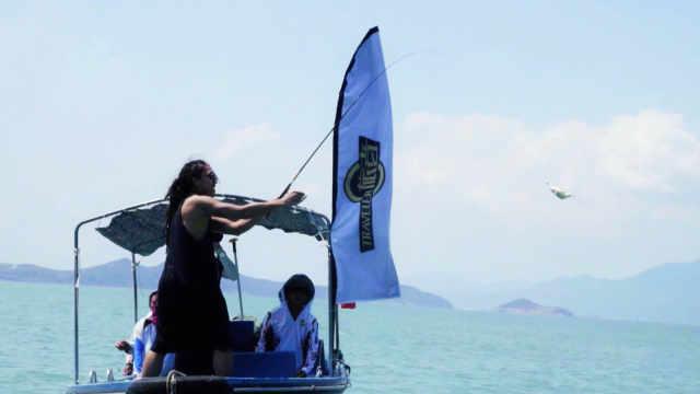 如何在惠州大亚湾钓到大鱼?