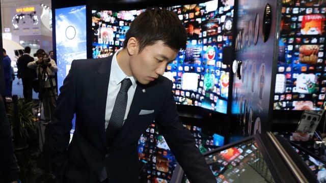 张康阳:这是我第一次接受中文采访