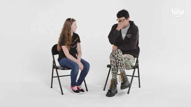认识抑郁症:孩子和自杀尝试者聊天