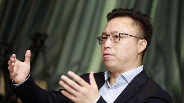 井贤栋怼金融科技乱象:很多伪创新