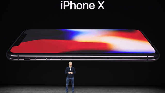 卖不动?苹果被曝重启iPhone X生产