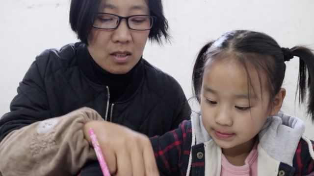 为辅导女儿功课,41岁农妇考上大学