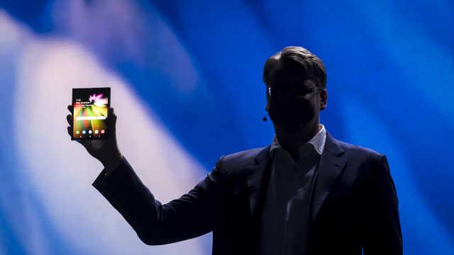 三星可折叠手机价格吓人,顶俩苹果