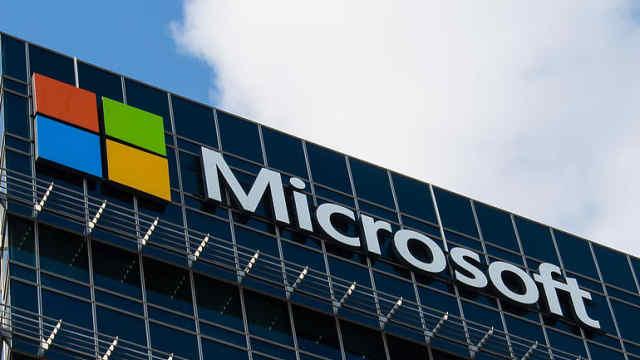 微软超苹果成为全球市值第一大公司