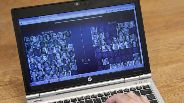 人脸识别找潜在罪犯,称准确率80%